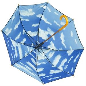 Sky (tm) - Fashion Stock Umbrella Blocks 99.9% Of Harmful Uva And Uvb Rays
