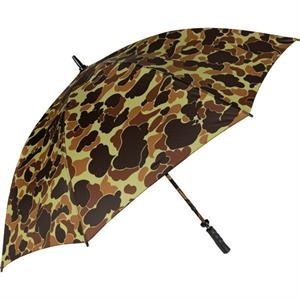"62"" Woodland Camouflage Umbrella"