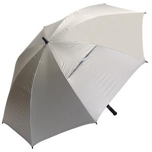 Hurricane 345 (r) Sunflector - Wind Vented Umbrella With Uv Protective Reflective Material