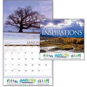 Scenic Inspirations - This 2015 Calendar Features Nature Photography Paired With Inspiring Quotes
