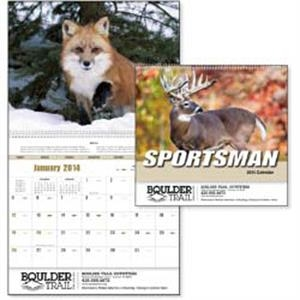 Sportsman (r) - Brilliant Photography Keeps You In The Hunt For 12 Months In This 2015 Calendar
