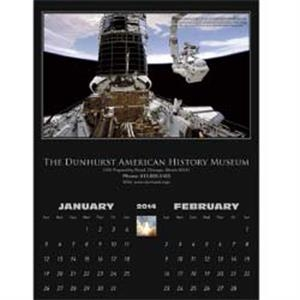 America In Space - 2015 Calendar With Amazing Photographs From The Nasa Space Program