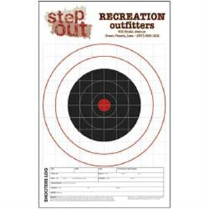 Non-regulation Size Targets Are Ideal For The Outdoor Target Shooter