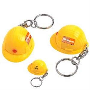 Mini Hard Hat Keychain