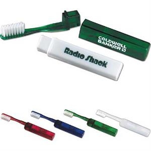 Marathon - Standard - Travel Toothbrush With Medium Bristles