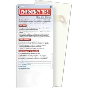 Postups (tm) - Post Ups - Emergency Tips For The Home