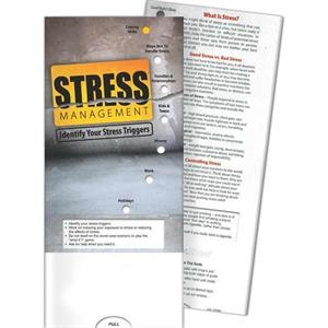 Pocketslider (tm) - Pocket Slider (tm) - Stress Management: Identify Your Stress Triggers
