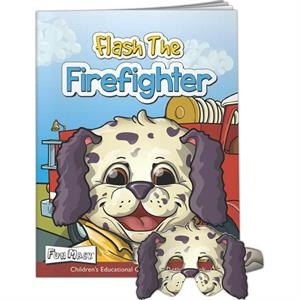 Fun Masks (tm) - Fun Masks - Flash The Firefighter