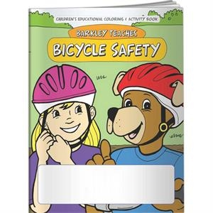 Coloring Book - Bicycle Safety