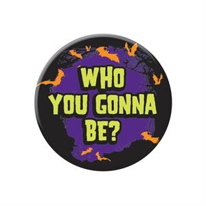 "6"" - Round Celluloid Pinback Button"