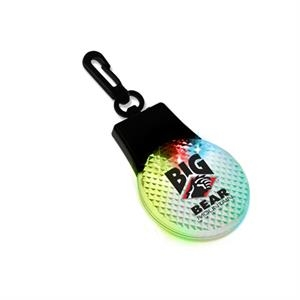 Gostrobe - Clear - Reflector Strobe With Three Ultra Bright Flashing Led's