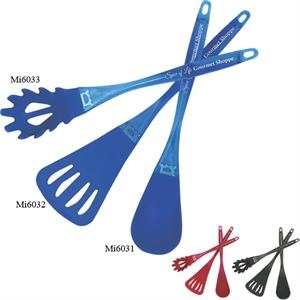 Milan Kitchen Collection - Ladle With Translucent Handle And Heat Resistant Head