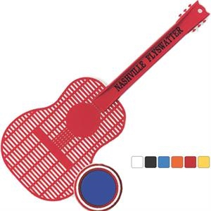 Large Guitar Shape Fly Swatter