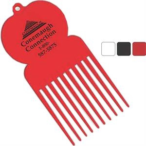 Heart Shape Pick Comb