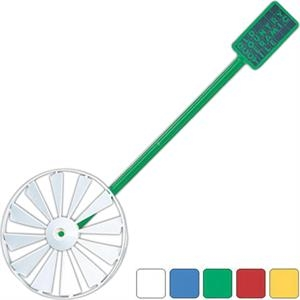 Pinwheel. Specify Your Choice Of Pinwheel And Handle Colors On Order