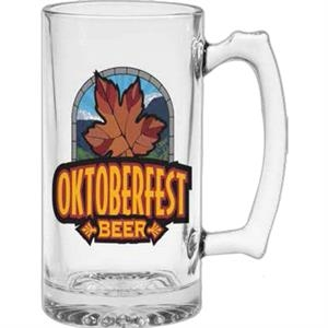 25 Oz Glass Tankard