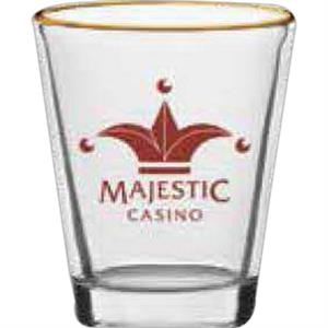 Tapered 1.75 Oz Shot Glass