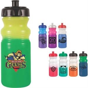 Mood - 20 Oz. Cycle Bottle With Push 'n Pull Cap