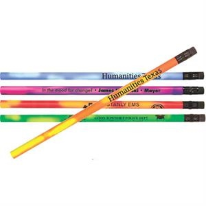 Mood - Pencil That Changes Color And Has Black Eraser
