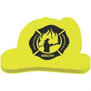 Fire Helmet - Die Cut Erasers, Approximately 2""