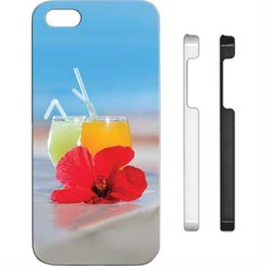 5 Working Days - Vcolor Iphone 5s White Phone Case