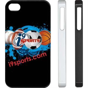 2 Working Days - Vcolor Iphone 4 Black Phone Case