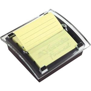 Post-it (r) Brand - 2 Spot Colors - Pop Up Note Desktop Dispenser