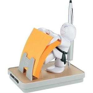 Post-it (r) Brand - 2 Spot Colors - Pop-up Note Dispenser With One 90-sheet Note Pad