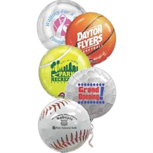 Sport Foil Balloon- Closeout Sale, While Supplies Last