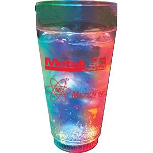 3-light 20 Oz Cup Made Of Styrene