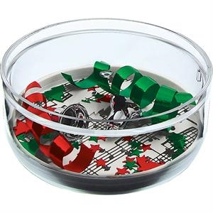 Jingle Those Bells - Compartment Coaster Caddy, Holidays Theme