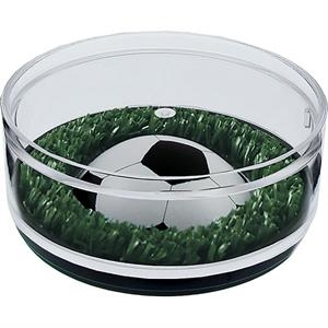 Soccer - Compartment Coaster Caddy, Sports Theme