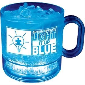 Lites Up - 12 Oz. Lighted Coffee Mug
