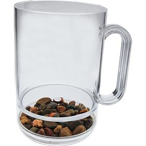 Rocks - 16 Oz Compartment Mug, Festive Theme