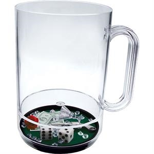 Roaring Twenties - 16 Oz Compartment Mug, Festive Theme