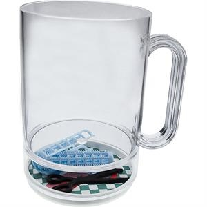 Play Ball - 16 Oz Compartment Mug, Sports Theme