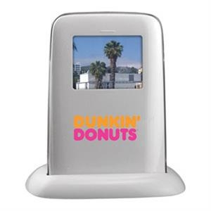 Digital Picture Frame - Accent Light - White