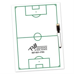Soccer Dry Erase Board Is Great For Kids Of All Ages