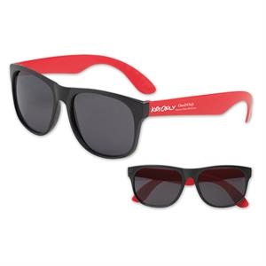 Red - Kid's Classic Sunglasses