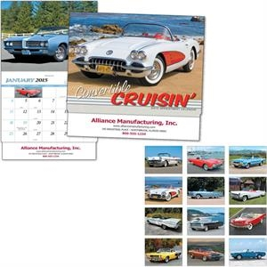 Convertible Cruisin' - Thirteen Month Appointment Calendar Featuring Popular Collector Cars