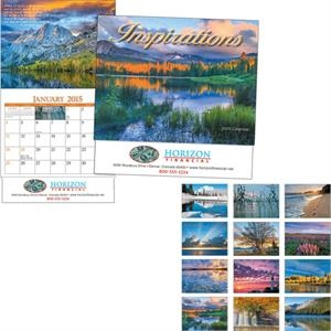 Miniatureline (tm) Inspirations - Thirteen Month Miniature Calendar With Photos And A Bible Verse Each Month