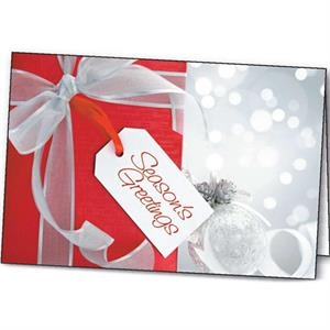 Holiday Surprise - Holiday Greeting Card