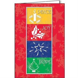 Holiday Wishes - Holiday Greeting Card