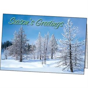 Winter Greetings - Holiday Greeting Card