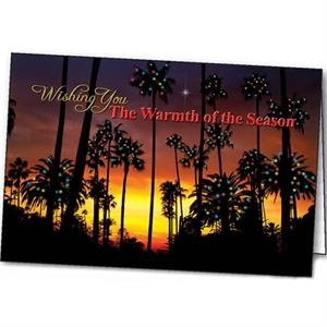 Warmth Of The Season - Holiday Greeting Card