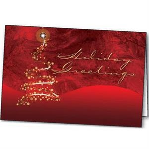 Holiday Sparkle - Holiday Greeting Card