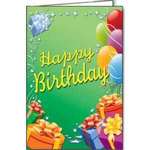 Birthday Party - Special Occasion Birthday Card