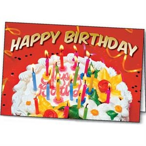 Birthday Celebration - Special Occasion Birthday Card