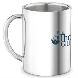 Double Wall Stainless Steel Mug - 9 oz