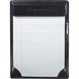 Windsor Reflections - Ultrabond Clipboard With Back Pocket For Documents And Elastic Pen Loop